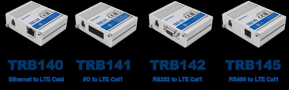 Teltonika TRB LTE Router
